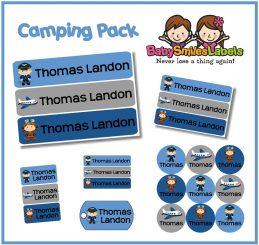 CampingPack -  Airplane Pilot