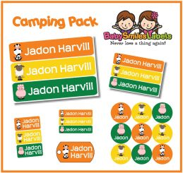 CampingPack -  Animal Farm Friends