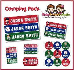 CampingPack -  Baseball Allstars