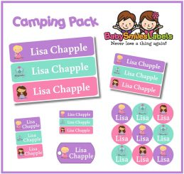 CampingPack - Cute Princess