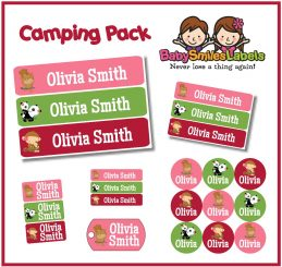 CampingPack - Cutie Animal Family