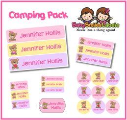 CampingPack - Cutie Bear
