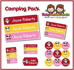 CampingPack - Cutie Panda