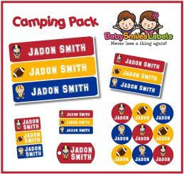 CampingPack - Football Allstar