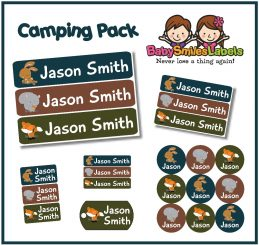 CampingPack - Forest Animals