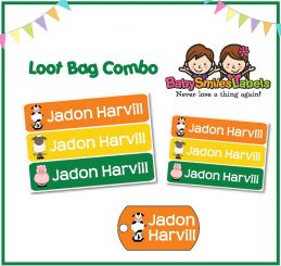 Loot Bag Combo - Animal Farm Friends