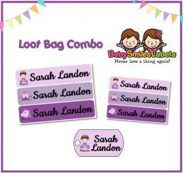 Loot Bag Combo - Beauty Princess