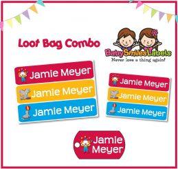 Loot Bag Combo - Circus
