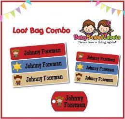 Loot Bag Combo - Cowboy