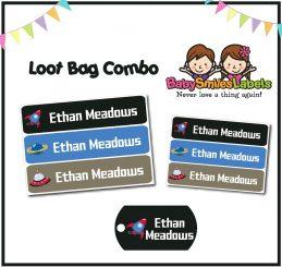 Loot Bag Combo - Deep Space