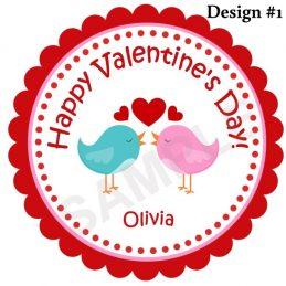 Love Birds - Girl1