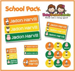 SchoolPack -  Animal Farm Friends