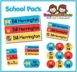 SchoolPack -  Beach Fun