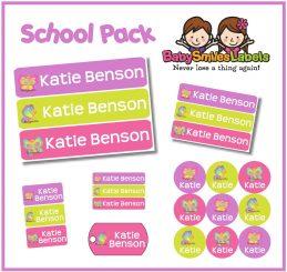 SchoolPack - Butterfly