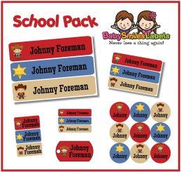 SchoolPack - Cowboy