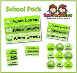 SchoolPack - Cute Peas