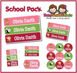 SchoolPack - Cutie Animal Family