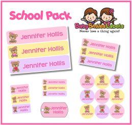 SchoolPack - Cutie Bear