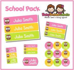 SchoolPack - Cutie Owl