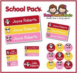 SchoolPack - Cutie Panda