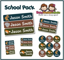 SchoolPack - Forest Animals