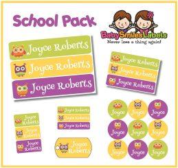 SchoolPack - Funky Owls