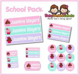 SchoolPack - Sweet Cupcake