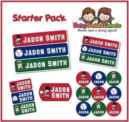 StarterPack1 -  Baseball
