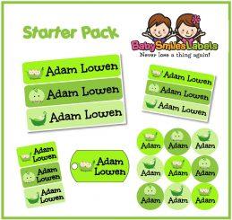 StarterPack1 - Cute Peas