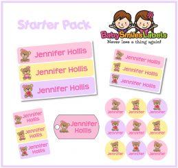 StarterPack1 - Cutie Bear