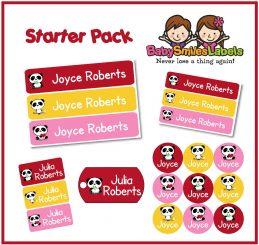 StarterPack1 - Cutie Panda