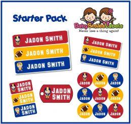 StarterPack1 - Football