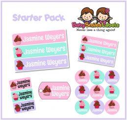 StarterPack1 - Sweet Cupcake