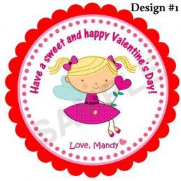Sweet Valentine Girl2