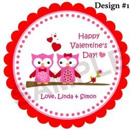 Valentine Day Lover Owls2-1