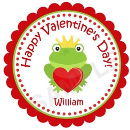 Valentine Frog1