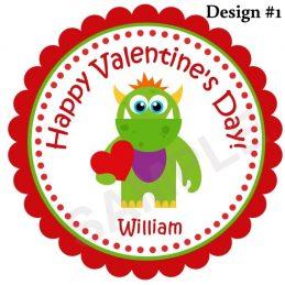 Valentine Monster1