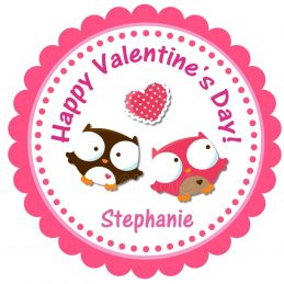 Valentine's Day - owl