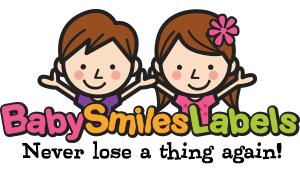 Baby Smiles Labels