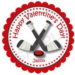 hockey party2 valentine