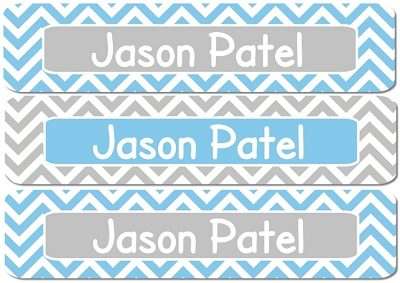 Manson Rectangle Personalized Stickers